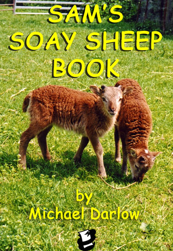Cover of Sam's Soay Sheep Book